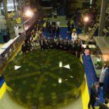ЛЗОС передал РАН 42-тонное зеркало телескопа БТА [видео]