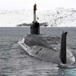 Начаты работы по созданию атомного подводного крейсера «Борей-Б»