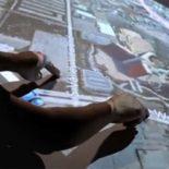 Kinect 3D Mapping: сенсорный экран для любых поверхностей уже можно купить