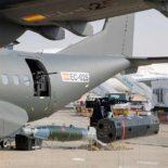 Ударно-разведывательный C295 продемонстрировала Airbus DS