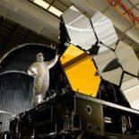 Орбитальный телескоп JWST прошел этап испытаний в криогенной камере [видео]