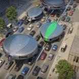 Проблему городского транспорта помогут решить гирокары? [видео]