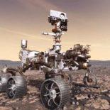 Mars 2020: в NASA показали концепт нового марсохода [видео]