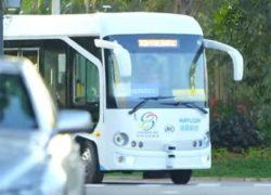 На дороги Шэньчжэня вышли четыре самоуправляемых автобуса [видео]