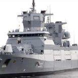 Не годицца: ВМС Германии вернули фрегат Baden-Wurttemberg на доработку [видео]