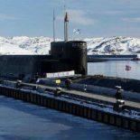 Ремонт РПКСН «Тула» завешен, крейсер готовится отбыть на Северный Флот