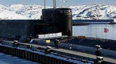 """Ремонт РПКСН """"Тула"""" завешен, крейсер готовится отбыть на Северный Флот"""