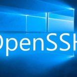 Нативный SSH клиент в Windows 10: как включить
