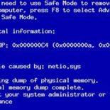 BSOD 0x000000c4 и синий экран в Windows 7 после апдейта KB4056894 — что делать