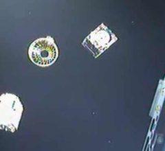 Индийская РН PSLV C40 вывела на орбиту 31 спутник [видео]