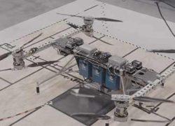 Boeing показала дрон, способный транспортировать 226 кг полезной нагрузки