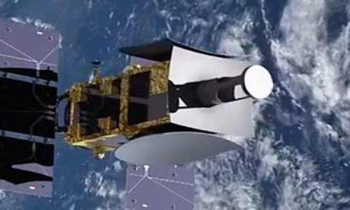 Старт японской РН Epsilon со спутником ASNARO-2 [видео]