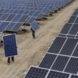 Китая продолжает урезать госсубсидирование солнечных электростанций