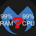 Malwarebytes начал «кушать» оперативку и ресурс процессора?