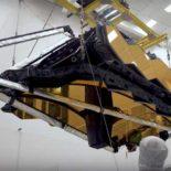 Элементы телескопа James Webb доставлены для финальной сборки [видео]