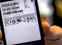 Samsung запускает в серию жесткий диск PM1643 ёмкостью 30TB