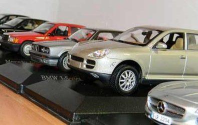 Отличия и классификация коллекционных моделей