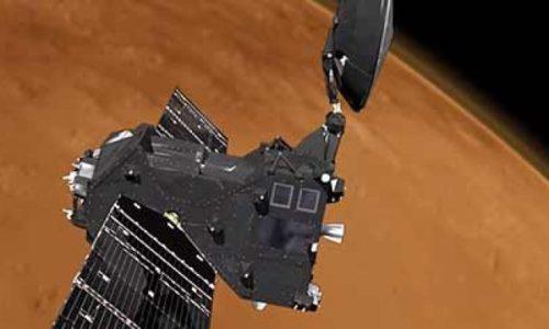 Trace Gas Orbiter успешно завершил этап торможения об атмосферу Марса [видео]