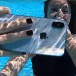 Как быстро высушить динамики iPhone X, iPhone 8 или 7S