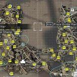 Metal Gear Survive: карта размещения контейнеров с рецептами [видео]
