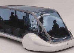 Илон Маск показал концепт подземного электроавтобуса [видео]