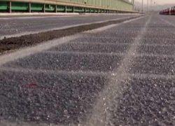 Китайская фотоэлектрическая дорога произвела 100 тыс. кВт-ч электроэнергии за 100 дней
