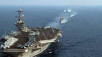 Американская АУГ познакомилась с РЭБ НОАК в Южно-Китайском море