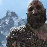 Полная раскладка геймпада в God of War для PS4