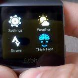 Немного полезных приложений для новых Fitbit Ionic или Versa
