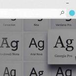 Шрифты в Windows 10 1803: как ставить, как удалять, как посмотреть