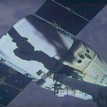 Dragon CRS-14 с грузом успешно приводнился в Тихом океане [видео]