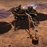 РН Altas-V401 вывела на орбиту межпланетную станцию InSight
