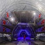 Китай строит звукоизолирующий туннель для высокоскоростных поездов [видео]