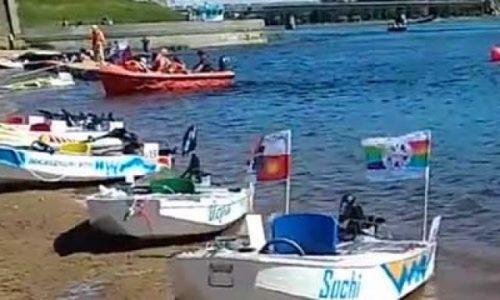 В Великом Новгороде стартовал конкурс лодок на солнечных батареях [видео]