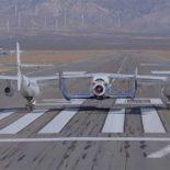Туристический суборбитальный Unity успешно выполнил 13-й испытательный полёт [видео]