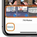 iOS 12: как навсегда удалять фотки из iPhone или iPad