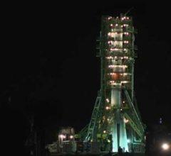 Запуск РН «Союз-2.1а» с грузовым «Прогресс МС-09» к МКС [видео]