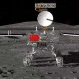 Китайские ученые показали лунный аппарат Chang'e-4 и новый луноход [фото]