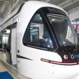 Китайская CRRC показала беспилотный поезд из углеволокна для метро [видео]