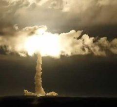 Юбилейный 100-й старт тяжелой Ariane-5 с космодрома Куру [видео]