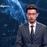 Цифрового телеведущего на основе ИИ представили в Китае [видео]