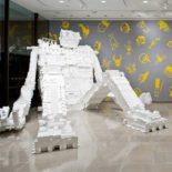 Промдизайн и современная скульптура: почему пенопласт?