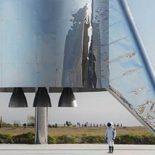 SpaceX завершила установку ракеты-носителя испытания системы Starship?
