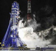Произведен успешный запуск РН Союз-2.1б со спутником Egyptsat-A