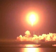 Старт Falcon 9 с аппаратами PSN-6 и Beresheet [видео]