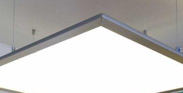 Правила выбора и монтажа светодиодных светильников