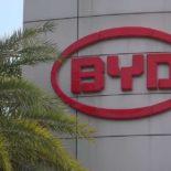 Компания BYD строит свой завод по производству батарей для электромобилей