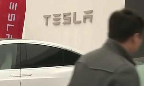 Китайские Model 3 Tesla планирует продавать в Европе
