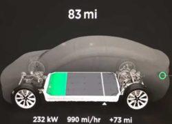 5 минут заряда на 120 км: Tesla представила новую V3 Supercharging [видео]