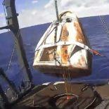 Первый Crew Dragon оставят для будущих тестов систем спасения